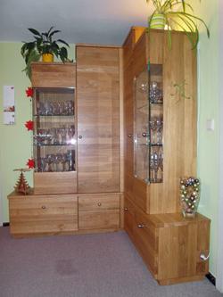Tischlerei fritzsch wohnzimmer - Wohnzimmer eckschrank ...